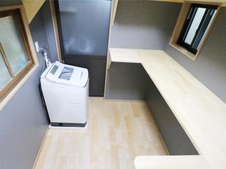 増改築リフォーム 和風建材を使用した和室と収納力抜群の納屋の増築